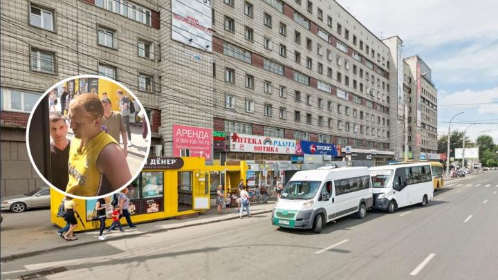 Пассажир маршрутки напал на водителя автобуса на площади Карла Маркса