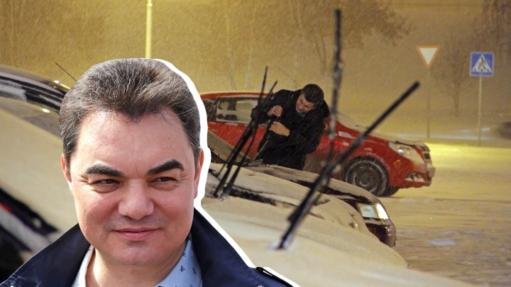 Экс-мэр Уфы Ирек Ялалов призвал автомобилистов «не ныть» из-за снегопада