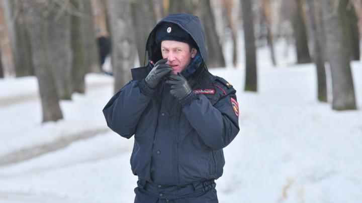 ФСБ нашла мужчину, который сообщил, что ЦГБ №1 заминирована