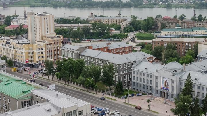В Новосибирске начали проектировать новый Красный проспект для прогулок и без парковок