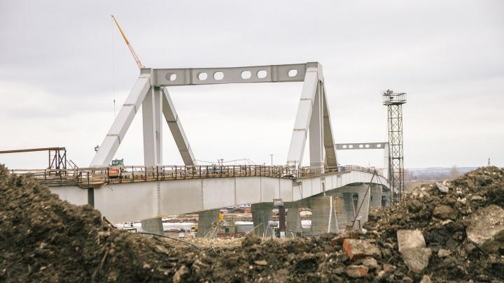 Срывом сроков попахивает: что тормозит строительство Фрунзенского моста
