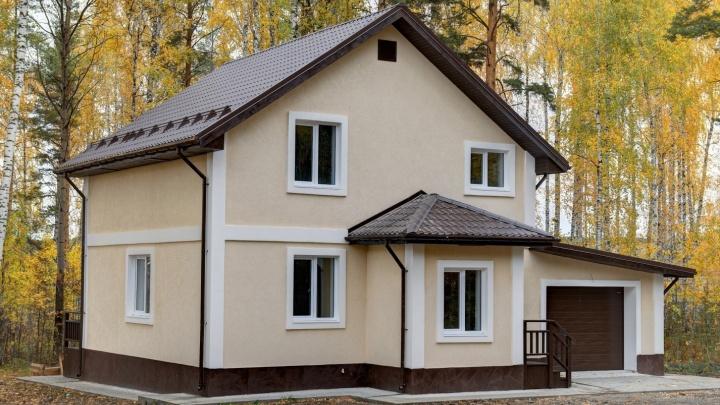 Жаркий октябрь: вблизи Екатеринбурга малоэтажку продадут по 35 000 рублей за «квадрат»