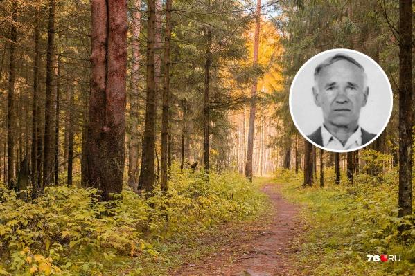 Виктор Мохов пропал в Угличском районе