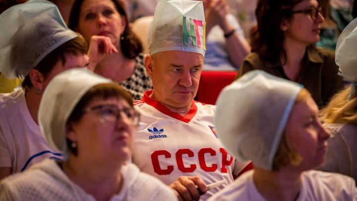 «Вот неугомонные»: в Новосибирске назвали имя лучшего врача