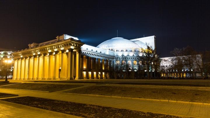 «Станет ярче и красивее»: оперный театр вложит в новую подсветку здания 400 миллионов