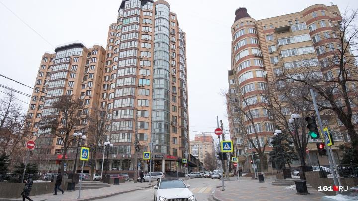 Ростов занял первое место в стране по количеству высоток