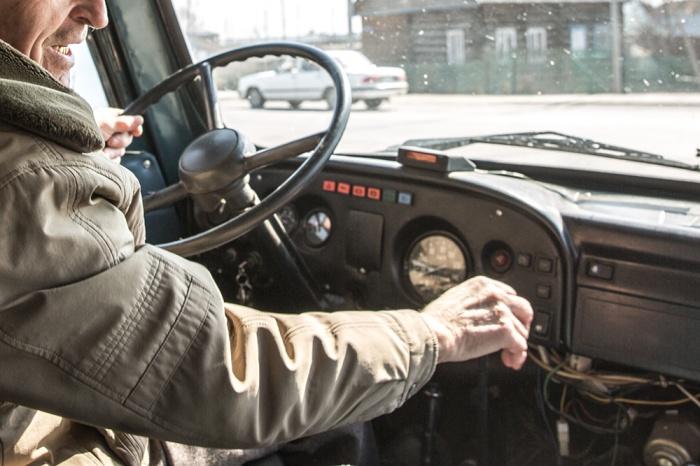 За рулём «Тойоты» был 78-летний мужчина