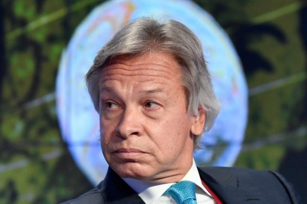 Алексей Пушков будет заниматься подготовкой поправок в Конституцию