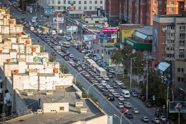 За 7 месяцев количество автомобилей в области увеличилось на12,4 тысячи штук