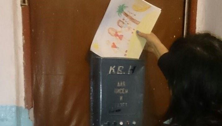 Детский рисунок растрогал алиментщицу из Невьянска, которая шесть лет не платила сыну деньги
