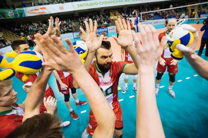 «Локомотив» второй раз подряд выиграл у команды «Шомон»