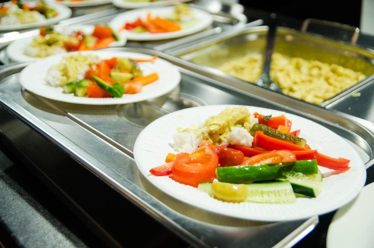 Богатому меню могут даже позавидовать рестораны, работающие посистеме all inclusive