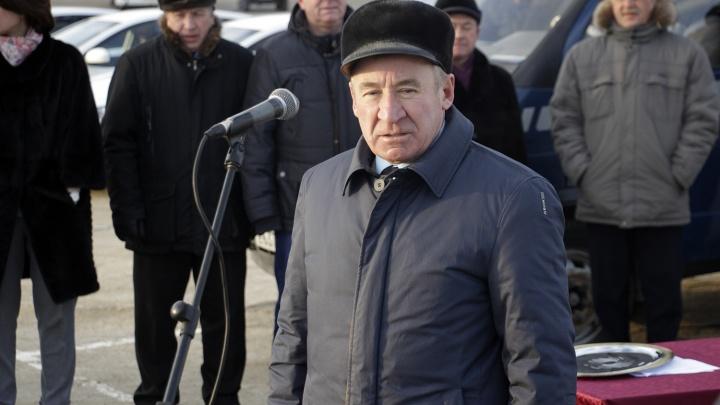 Умер директор ПАТП-7 Иван Дробный
