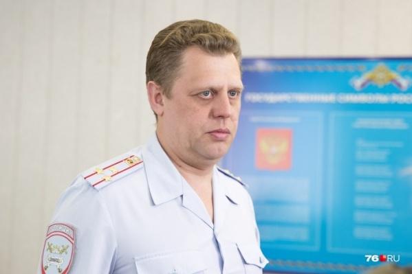 Из органов внутренних дел Андрей Сироткин перешёл работать во власть