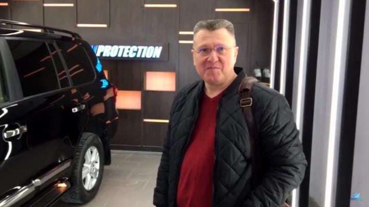 Развод или реальность: уральский бизнесмен выяснил, какой эффект даёт керамическое покрытие авто