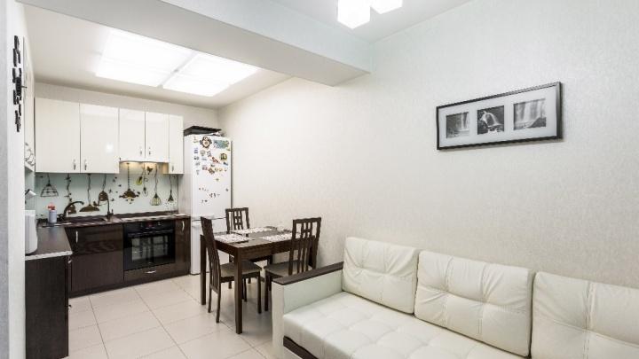 Тихая жизнь: обзор квартир вдали от центра города