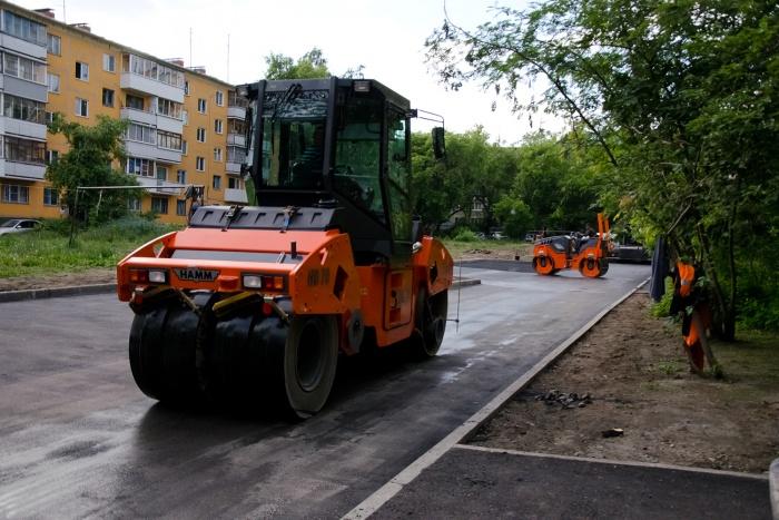 На благоустройство дворов и парков в области потратят 800 млн руб.