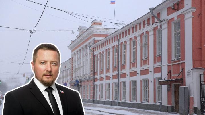 «Мне не стыдно»: уволившийся ярославский депутат объяснился перед народом