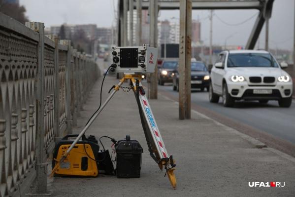 Камеры будут следить за порядком на дорогах
