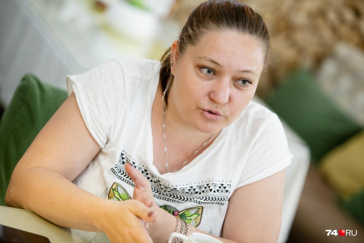 Татьяна Гроза четыре года возглавляет поисковый отряд «Легион-СПАС»