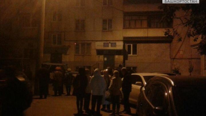 В Уфе эвакуировали жильцов многоэтажки