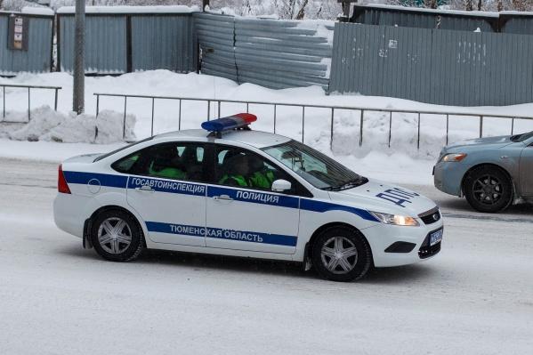 За одну сплошную проверку инспекторам удается поймать десяток автомобилистов, нарушивших ПДД