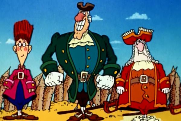 Самые известные мультфильмы Черкасского — «Остров сокровищ», «Приключения капитана Врунгеля», «Волшебник Ох» и «Доктор Айболит»