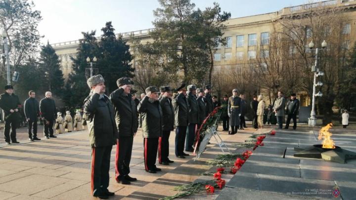 «Страшно представить, что им пришлось пережить»: полицейские Волгограда посвятили клип защитникам Сталинграда