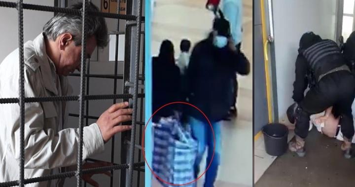 Волгоградец обманом вынес из «Парк Хауса» сейф с миллионом рублей