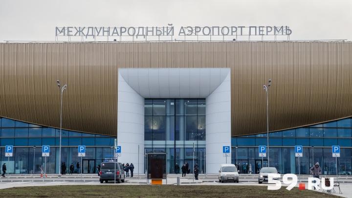 «Пассажирам будет гораздо удобнее». В пермском аэропорту установят телетрапы немецкого концерна