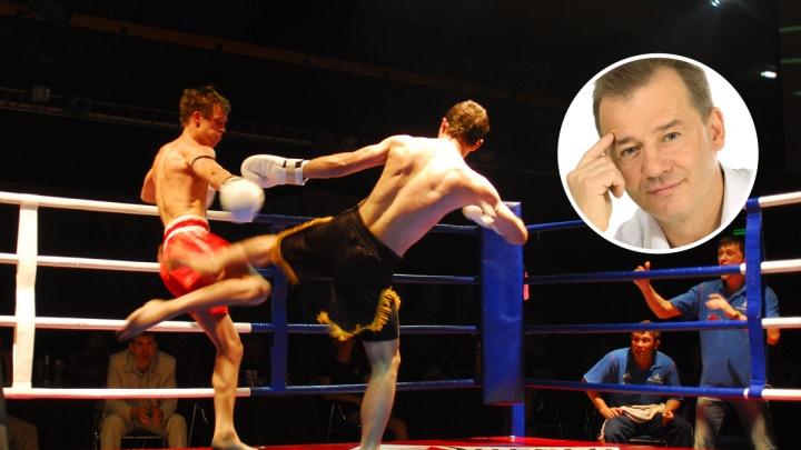 «Это будет бойцовский вечер»: в память об известном спортивном журналисте объявлен турнир