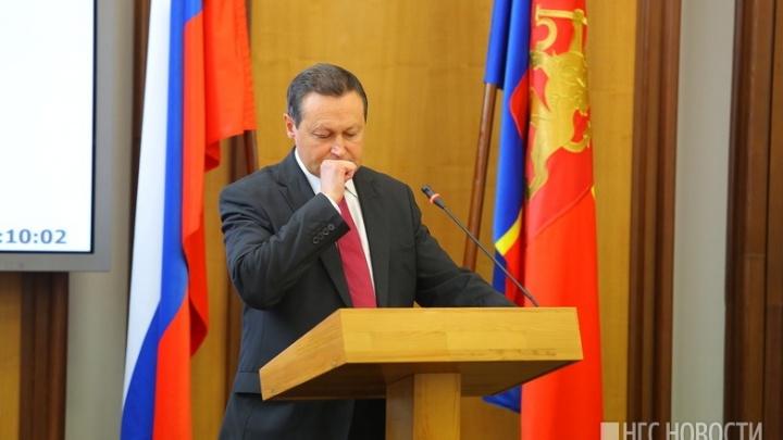 Эдхам Акбулатов отказался от участия в выборах главы Красноярска