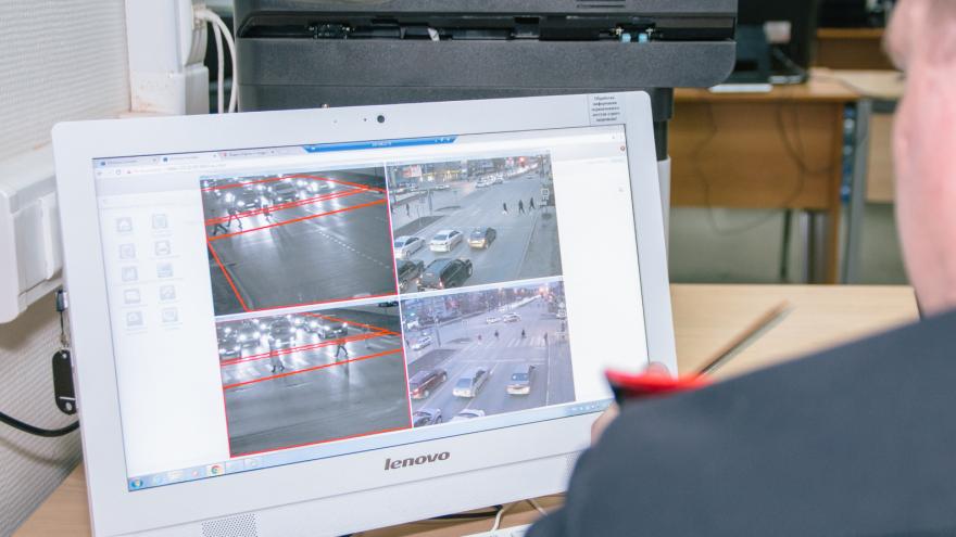 Стало известно, сколько нарушений ПДД зафиксировали камеры на дорогах Самарской области