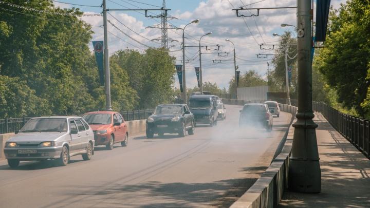 «Гринпис» назвал самую загазованную улицу Самары