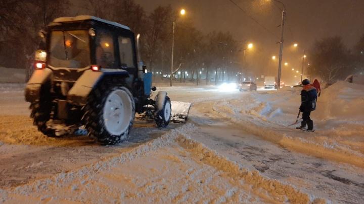 Снег, метель и чрезвычайная ситуация — как Уфа выживала в коллапсе