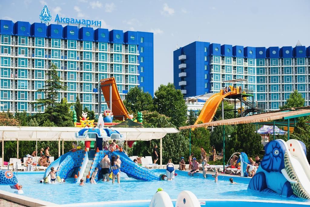 All inclusive — Aquamarine Resort & SPA 5*
