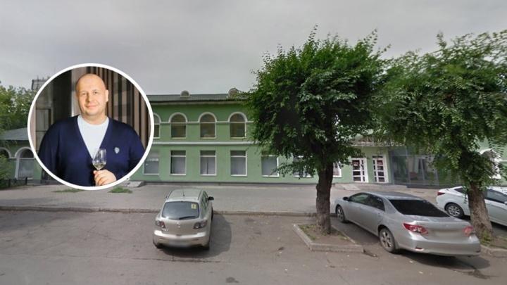 Ресторатор раскрыл первые подробности о новом ресторане в сквере Сурикова