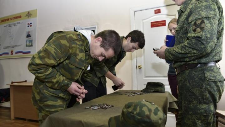 Это весной в армию отправят 2300 пермяков. Где будут служить новобранцы из Прикамья?