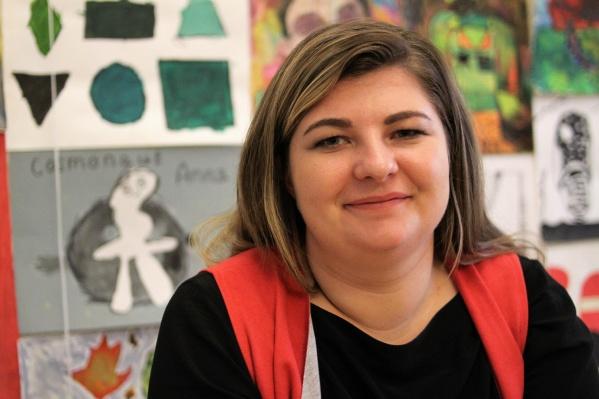 Ольга Ребковец вошла в состав Совета второй раз