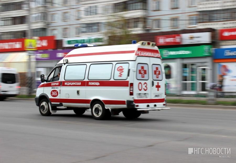 ВОмске начинают судить женщину занападение нафельдшера скорой помощи