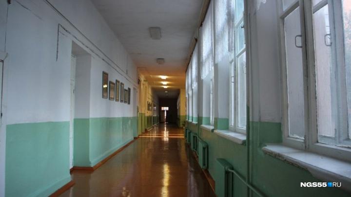 В Омской области подросток проглотил в школе швейную иглу