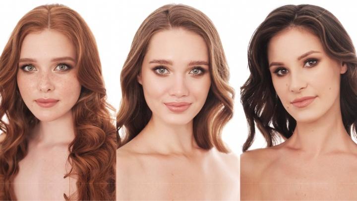 Сошли с обложки глянца: организаторы «Мисс Екатеринбург» показали профессиональные фото 25 красоток