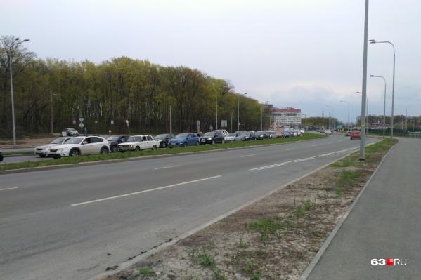 Содержать в порядке Волжское шоссе подрядчик согласился за шесть миллионов рублей