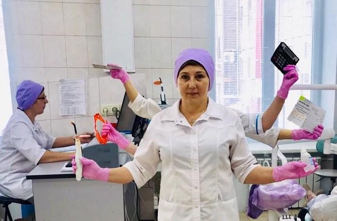 В фотоконкурсе поучаствовали многие больницы и поликлиники Новосибирской области