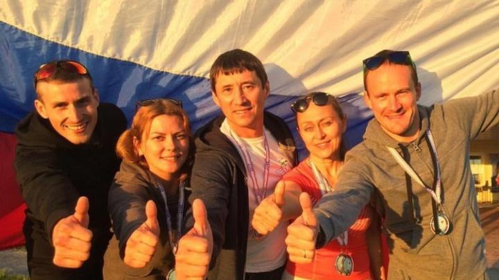 Сборная Башкирии по парашютному спорту победила на Всероссийских соревнованиях
