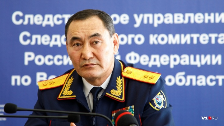 «Морально не сломлен»: в СИЗО экс-глава волгоградского СК генерал Музраев пройдёт медобследование