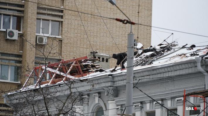 Ростовских коммунальщиков в праздники перевели на режим повышенной готовности