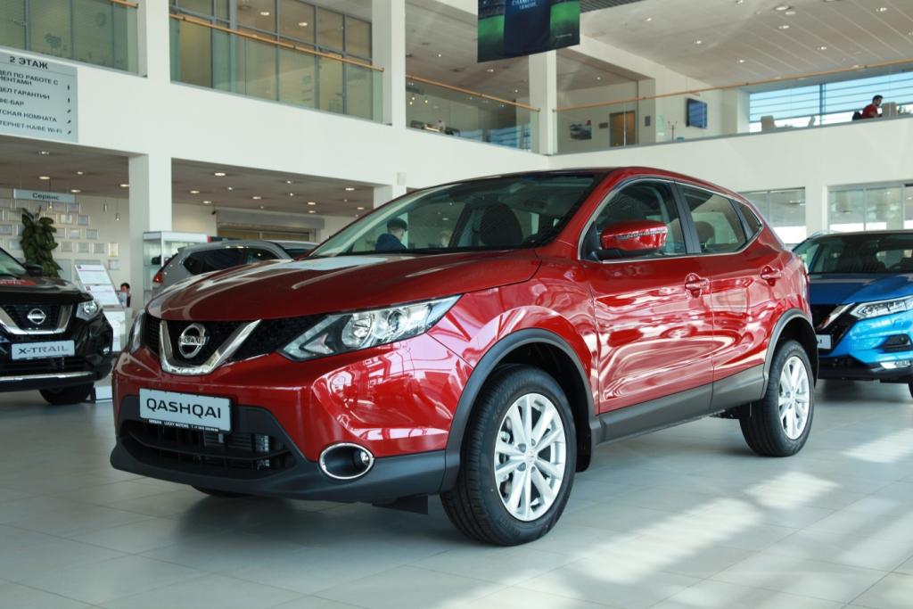 Nissan Qashqai: цена от 1 086 000 руб., выгода до 295 000 руб., кредит от 0,1%**