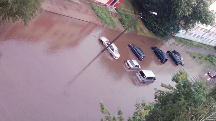 Зальёт весь город: когда в Ярославле закончатся дожди