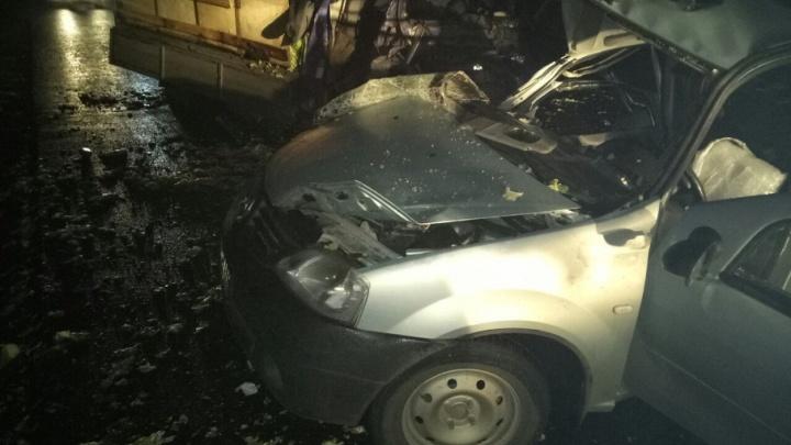 В Башкирии возбуждено уголовное дело по факту ДТП, где погибли пять человек